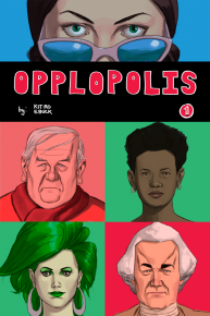 Opplopolis issue #1