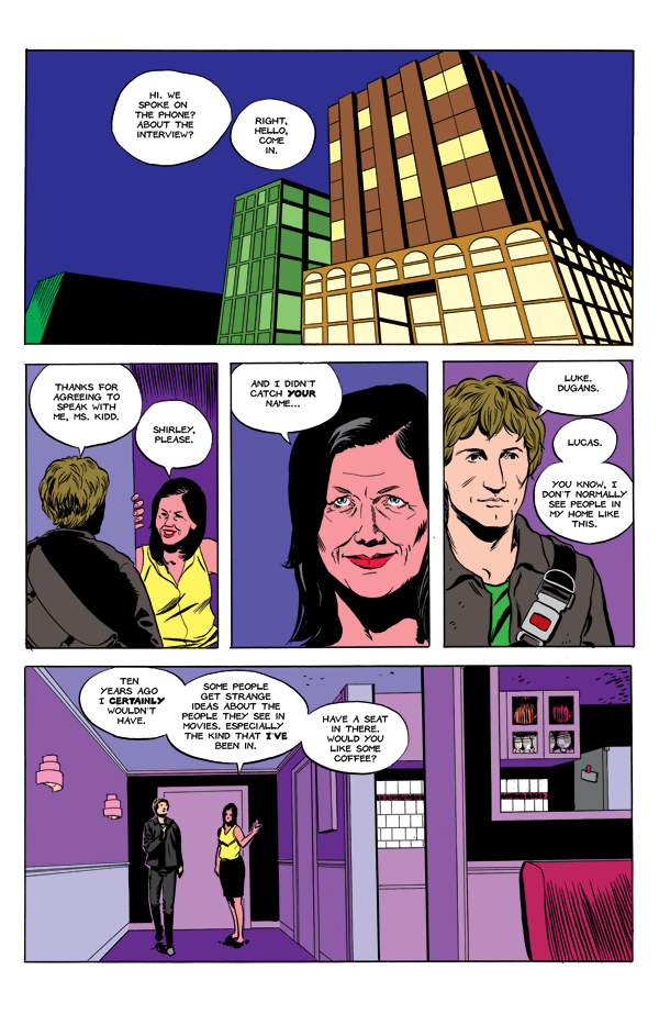 Opplopolis #4 page 1