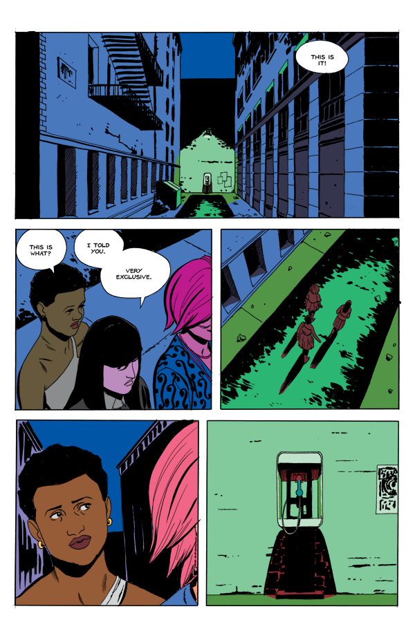 Opplopolis #5 page 12