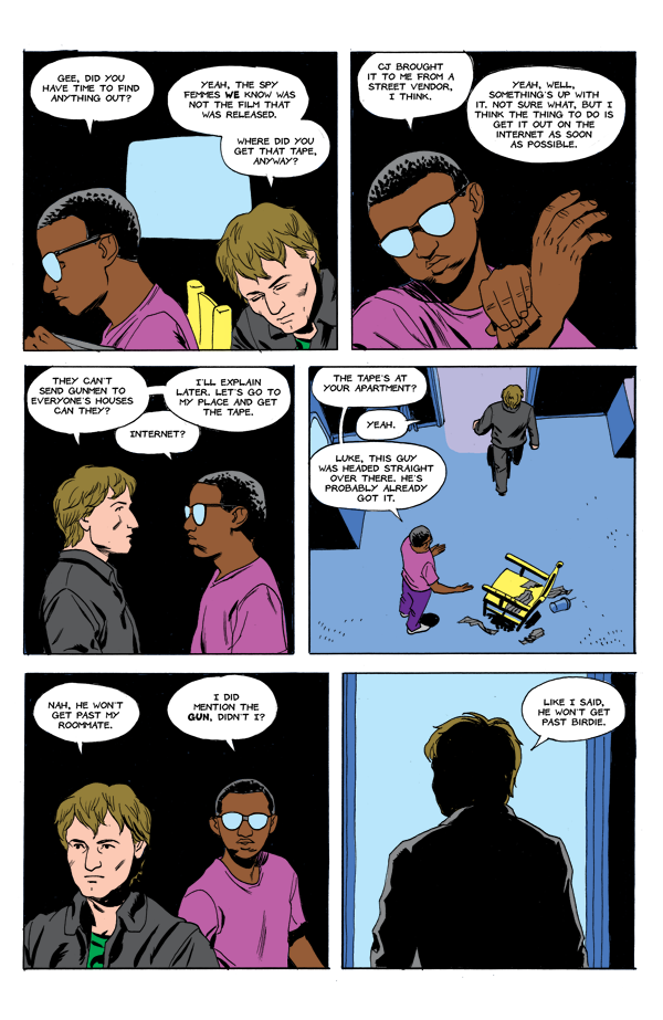 Opplopolis #4 page 23